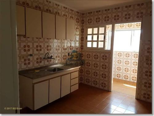 Apartamento Com 2 Dormitórios À Venda, 72 M² Por R$ 330.000,00 - Santa Maria - São Caetano Do Sul/sp - Ap3662