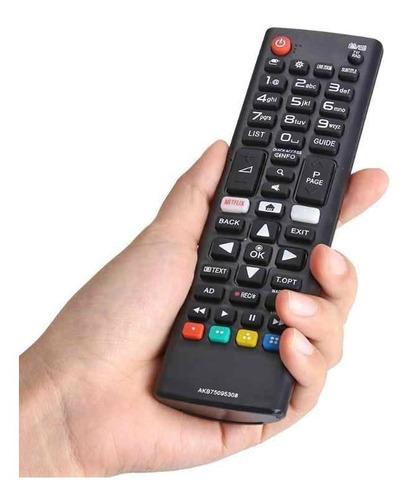 Control Remoto Alternativo LG Smart Tv Nuevo, Botón Netflix