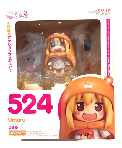 Himouto! Umaru Chan Nendoroid #524 Good Smile