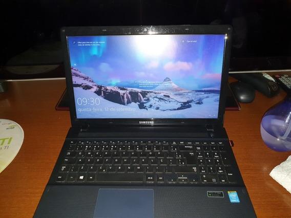 Notbook Samsung I7 Modelo Np270e5j-xd2br