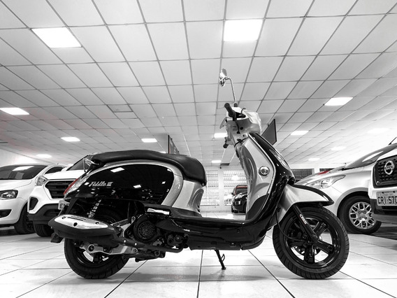 Dafra Fiddle Iii 125cc Com 800 Km Emplacada Edition Limite