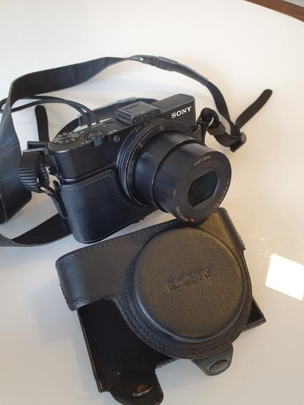 Câmera Sony Rx100 Ii M2 - Excelente Compacta