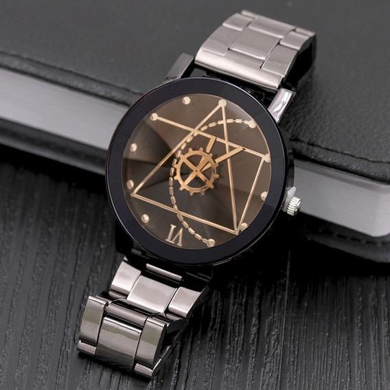 Relógio Triângulo