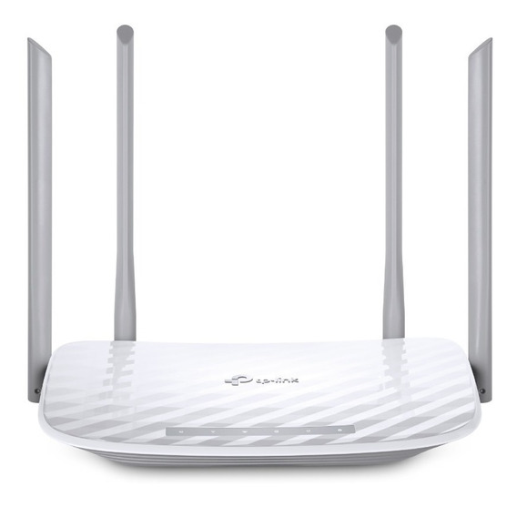 Router Tp Link Doble Banda Archer C50 Ac1200 3 Antenas