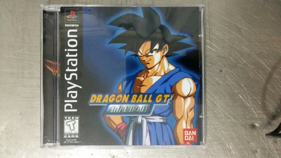 Jogos De Ps1 - Dragon Ball Gt Final Bout (patch)