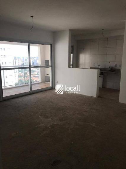 Apartamento Com 3 Dormitórios À Venda, 104 M² Por R$ 600.000 - Jardim Urano - São José Do Rio Preto/sp - Ap1854