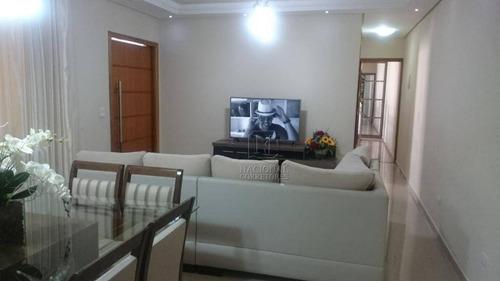 Casa Com 2 Dormitórios À Venda, 190 M² Por R$ 636.000,00 - Vila Francisco Matarazzo - Santo André/sp - Ca2502