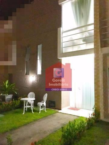 Casa Duplex Residencial À Venda, Parque Das Nações , Parnamirim. V2032 - Ca0112