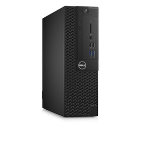 Cpu Dell Optiplex 3050 Sff - I3-7100 - 4gb Ram - 500gb Win10