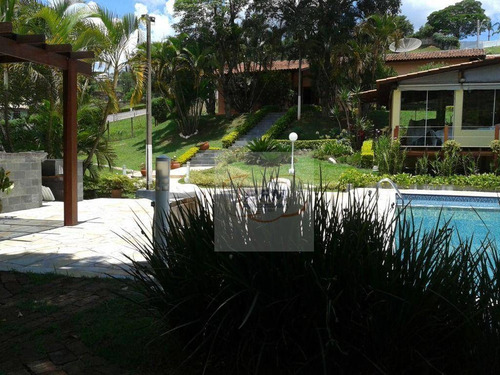 Chácara Com 4 Dormitórios À Venda, 5000 M² Por R$ 1.200.000,00 - Vale Verde - Valinhos/sp - Ch0023