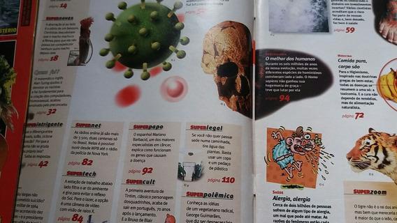 Revista Super Interessante Dez 2000 Aids Alergia