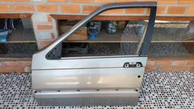 Porta Alfa Romeo 164 Super 95 Cinza Dianteira Esquerda Origi