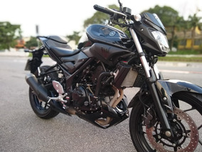 Yamaha Mt03 2018 7.400km Único Dono