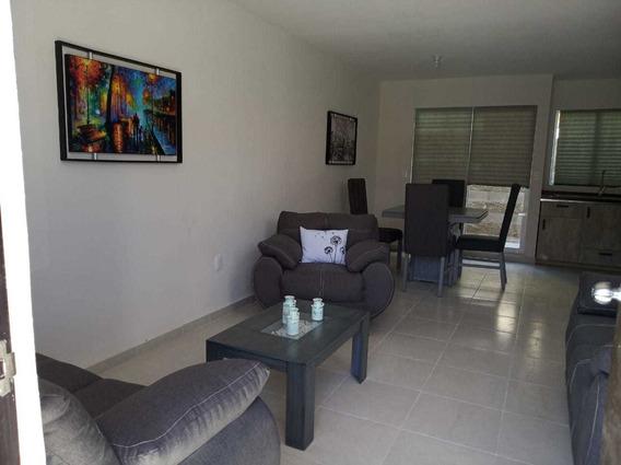 Casa Nueva Dos Recámaras 2.5 Baños Amueblada , Todo Nuevo