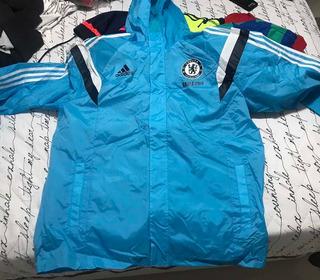 Corta Vento adidas Chelsea Inglaterra Xl
