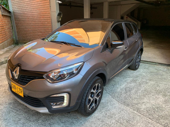 Renault Captur Intense Automatico