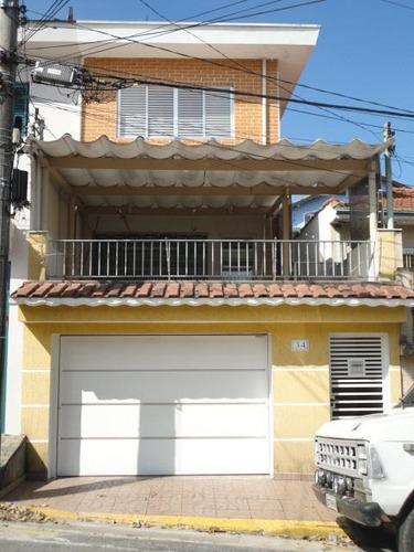 Sobrado À Venda, 160 M² Por R$ 650.000,00 - Vila Gustavo - São Paulo/sp - So2405