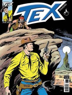 Revista Hq Gibi - Tex Coleção 383