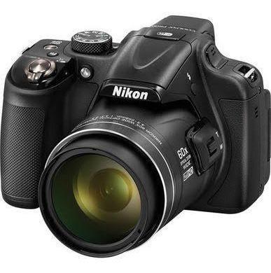 Câmera Nikon Coolpix P600 Superzoom