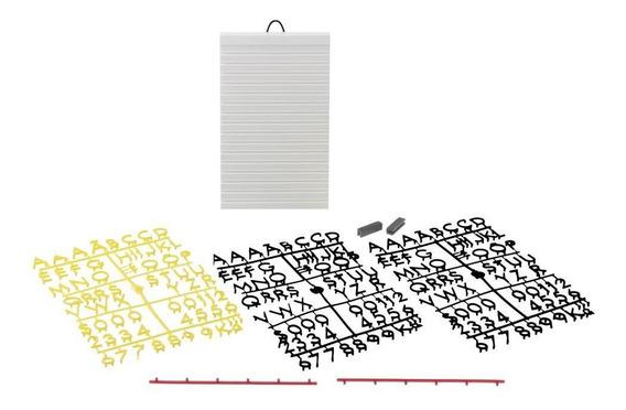 Letok Memory-board 25 Cm X 14 Cm Branco
