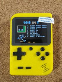 Consola Portátil Retro 168 Video Juegos Nintendo Nes Snes