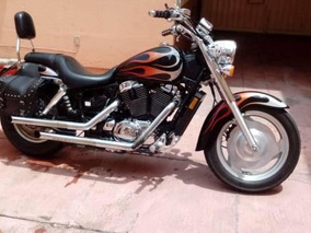 05 Honda 1100 Shadow Flete Incluido Y Recien Importada