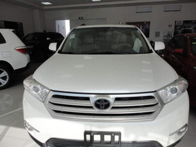 Toyota Highlander Limited 5 Puertas