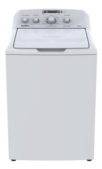 Lavadora Automática 17 Kg Blanca Mabe - Lma77114sbab0