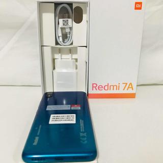Xiaomi Redmi 7a 32gb Azul Gem Blue Original Global Lacrado!