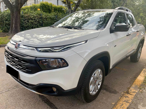 Fiat Toro 2.0 Freedom 4x2 2016 Manual Garantia Services