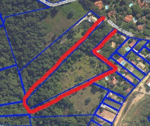 Área À Venda, 15000 M² Por R$ 1.500.000,00 - Vista Alegre - Vinhedo/sp - Ar0003