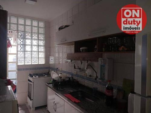 Apartamento À Venda, 60 M² Por R$ 238.000,00 - Jardim Enseada - Guarujá/sp - Ap7121