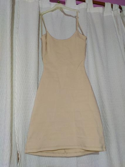 Vestido De Fiesta Con Espalda Descubierta