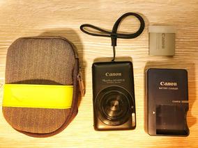 Camera Canon Power Shot Sd14000 Is 14.1mpx 4x Preta Na Cai