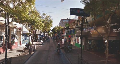 Local De 200 M2 Super Centro Calle Uruguay  Fondo Mas Apto