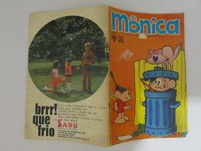 Mônica 26 - Editora Abril - Junho De 1972