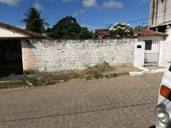 Terreno 6x30 Com Ótima Localização Em Rua Calçada