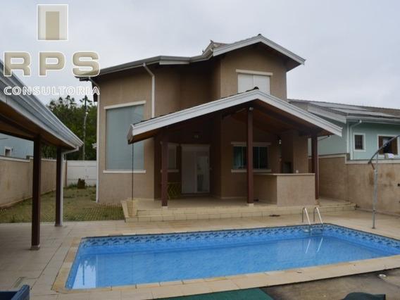 Casa À Venda Em Bairro Nobre, 3 Suítes, Piscina - Atibaia-sp - Ca00701 - 34652097