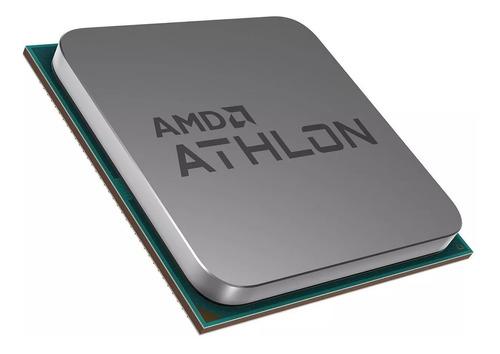 Imagen 1 de 2 de Procesador Amd Athlon 3000g 3.5ghz Am4 Radeon Vega3 35w
