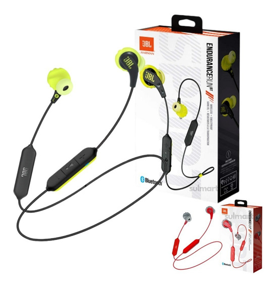 Fone De Ouvido Esportivo Jbl Endurance Run Bt Bluetooth Ipx7