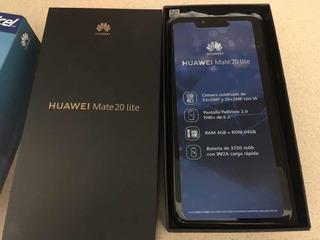 Huawei Mate 20 Lite 64gb Rom, Color Negro, Amigo Telcel