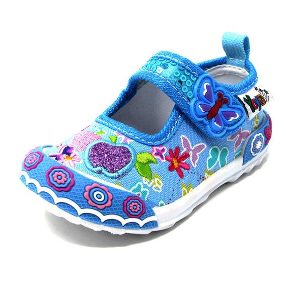 Zapatos Niñas Yoyo L3006 Rosado 19-24. Envío Gratis