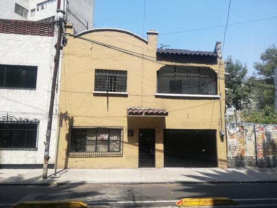 Casa Uso De Suelo Comercial En La Condesa