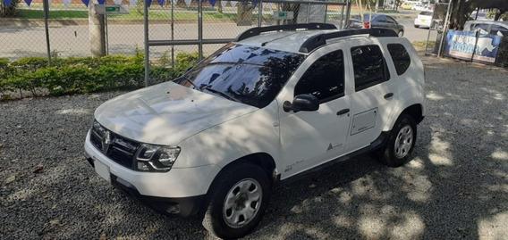 Renault Duster Expression Motor 1.6 2017 Blanco 5 Puertas