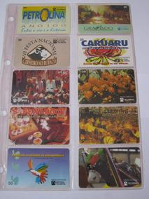 Cartões Telefônicos - Festas Típicas