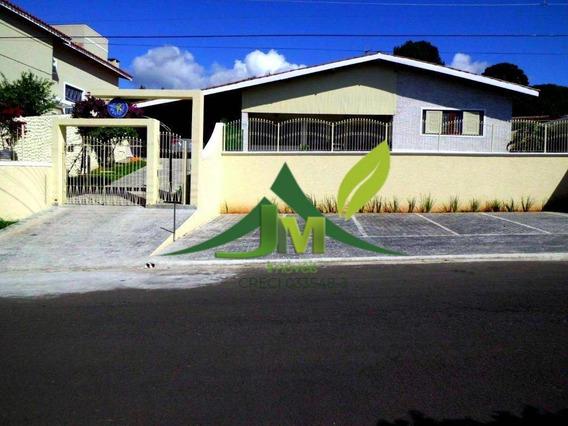 Casa À Venda Em Atibaia Na Vila Santista - 1280