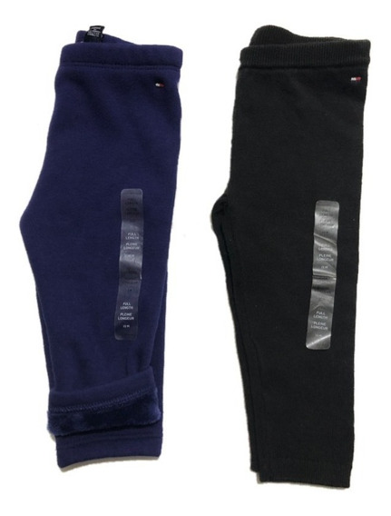 Leggins Calza Belour O Lana Tommy Hilfiger Original Pantalon