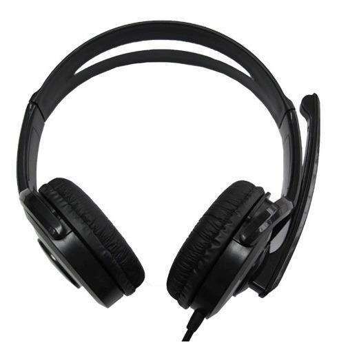 Fone De Ouvido Usb C/ Microfone Dex - Df-55