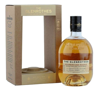Whisky The Glenrothes Bourbon Cask Reserve Speyside 40%abv