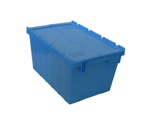 Cajon Logistico Deliverycaja Plástica Organizadora Apilable